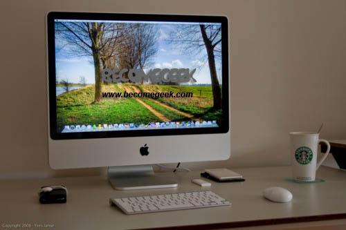 Nuovo Contest: Vinci un iMac da 24″ Intel Core 2