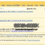 Importare email e contatti su GMail