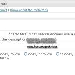 Plugin WordPress: Platinum SEO Pack