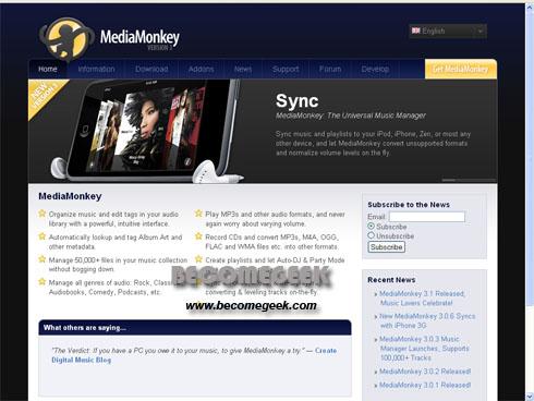 MediaMonkey: Il programma per gestire la musica