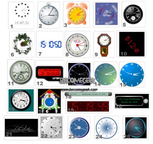 WordPress: aggiungere un orologio flash nel nostro blog con Wp-FlashTime