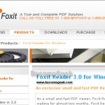Foxi Reader: Alternativa gratuita ad Adobe