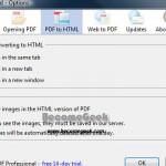 FireFox: scaricare o inviare una pagina web in formato pdf