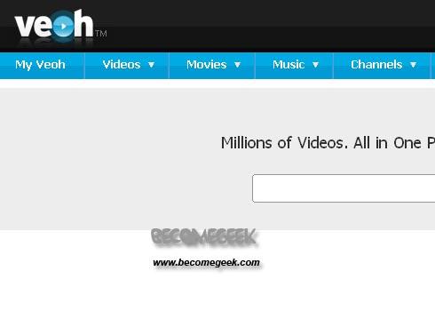 Veoh: l'universo dei Video