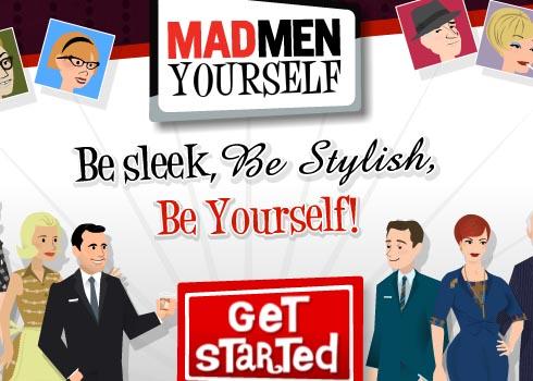 Mad Med Yourself: Creare il tuo avatar