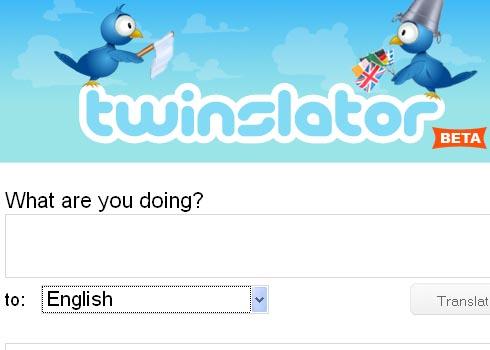 Tradurre i post con Twinslator
