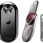 Motorola Aura: Cellulare con design unico