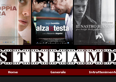 StreamDB: Forum di Streaming e cinema