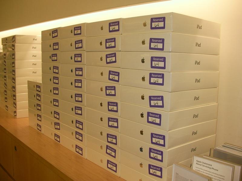 Attenzione ad acquistare troppi iPad, potreste essere bannati a vita
