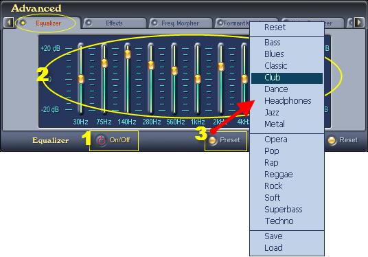 Voice changer software 7.0 - tutorial 10 - 02