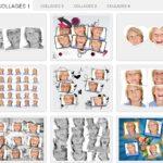 Creare collage foto gratis