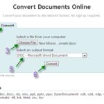 Trasformare file ODP in PPT