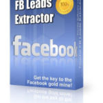 FB Leads Extractor – Il primo Facebook Data Extractor