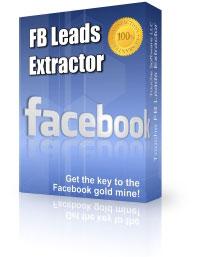 Estrarre indirizzi email degli amici di Facebook