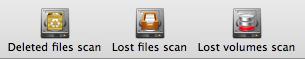 recuperare file cancellati su mac