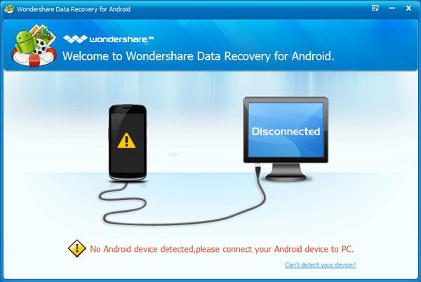 recupero dati android