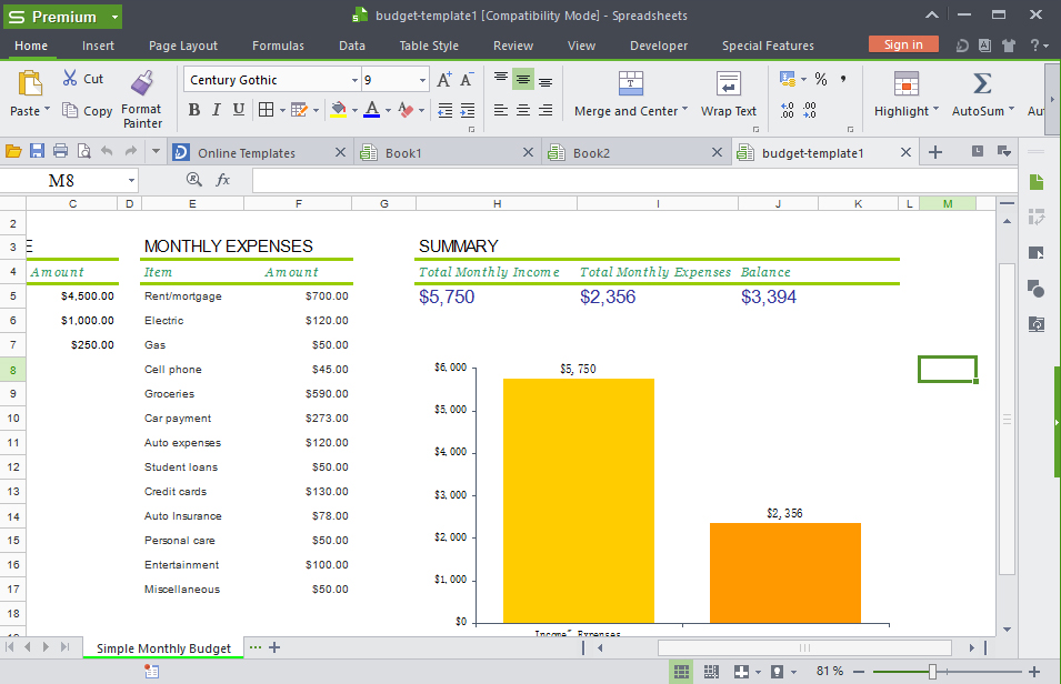 Kingsoft Office – La migliore alternativa Gratuita a Microsoft Office