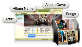 Personalize your recordings
