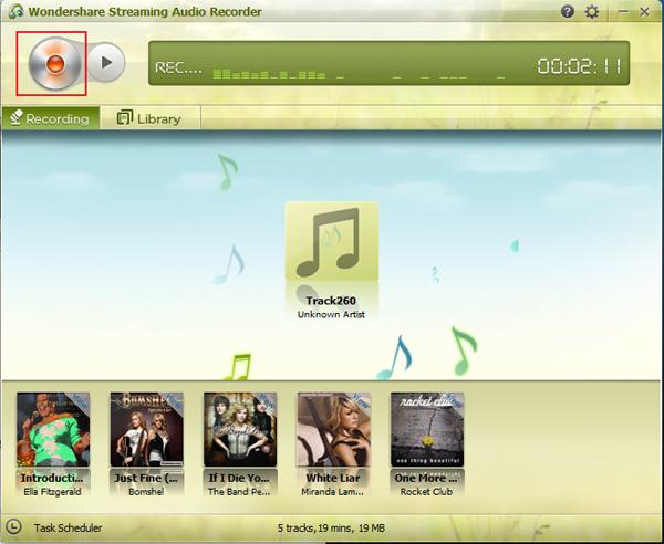 Grooveshark in iTunes