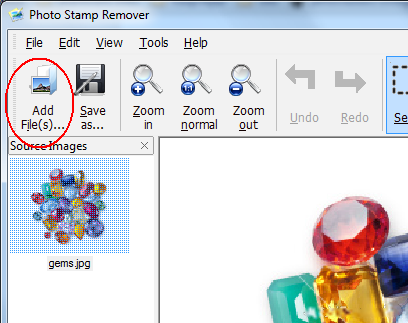 remove watermarks