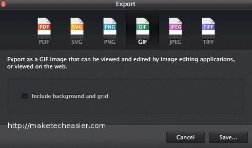 iDraw-Export