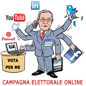 Campagna elettorale con e-mail marketing – Newsletter dei politici