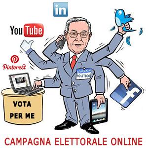 Campagna elettorale con e-mail marketing – Newsletter dei politici