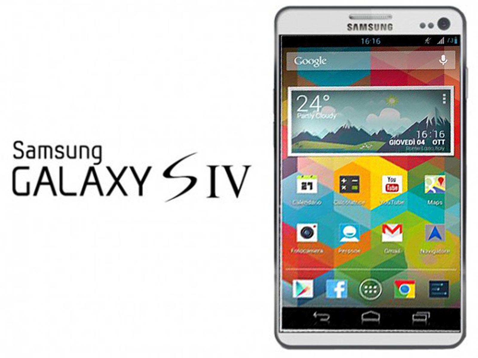 Samsung Galaxy S4, le caratteristiche tecniche