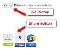 """Aggiungere """"Mi Piace"""" di Facebook sul tuo sito Web"""
