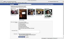 Disattivare Account di Facebook