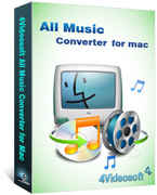 Convertire Musica e File Audio su Mac – Music Converter per Mac