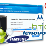 Recuperare Files Android