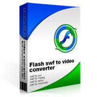 SWF to Video Converter – Convertitore SWF in Video file