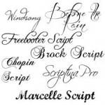 Software per Creare Font