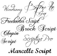 Software per Creare Font