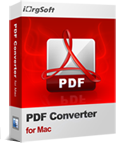 iOrgsoft PDF Converter for Mac