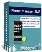 Gestire SMS iPhone – Salvare e Trasferire SMS iPhone su PC