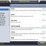 Salvataggio SMS da iPhone a PC