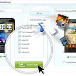 Copiare Contatti Rubrica da Galaxy su iPhone e viceversa
