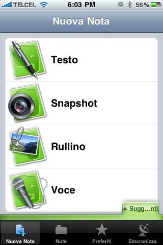 App per gestire appunti e note su ipad e iphone gratis