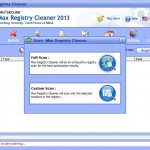 Registry cleaner & optimizer