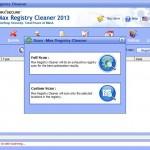 Registry cleaner & optimizer