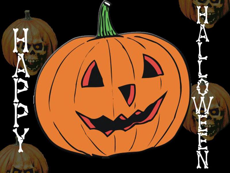 Sfondo Halloween per desktop gratis