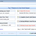 Estrarre Email e Contatti da GMAIL