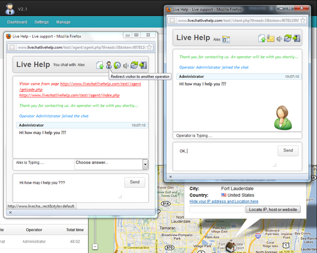 Software Supporto Live Chat