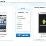 Passare Rubrica da Android su iPhone 5S