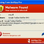 Rimuovere malware da un PC Windows