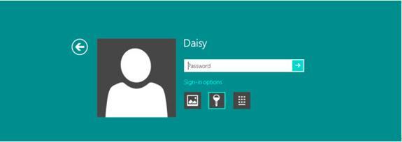 Evitare la schermata della password su Windows 8