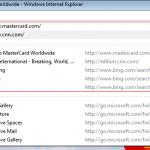 Eliminare siti suggeriti barra indirizzi di Internet Explorer