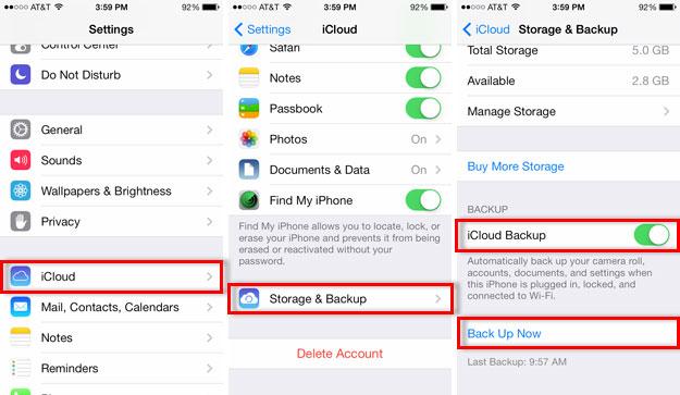 Servizio delle Iene sulla Sicurezza dei Dati in iCloud